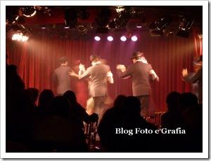 Rojo Tango - Dançarinos